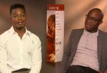 Barry Jenkins & Stephan James on the heartbreaking If Beale Street Could Talk