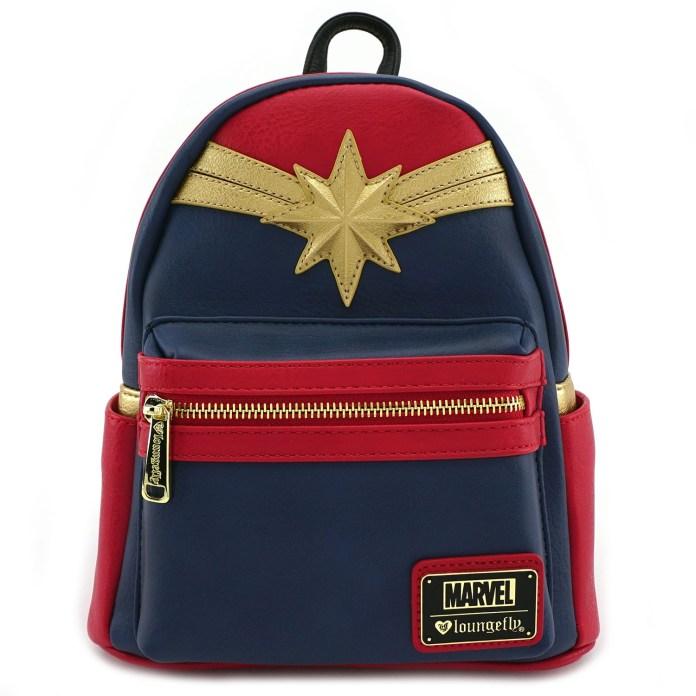 Captain Marvel Bag