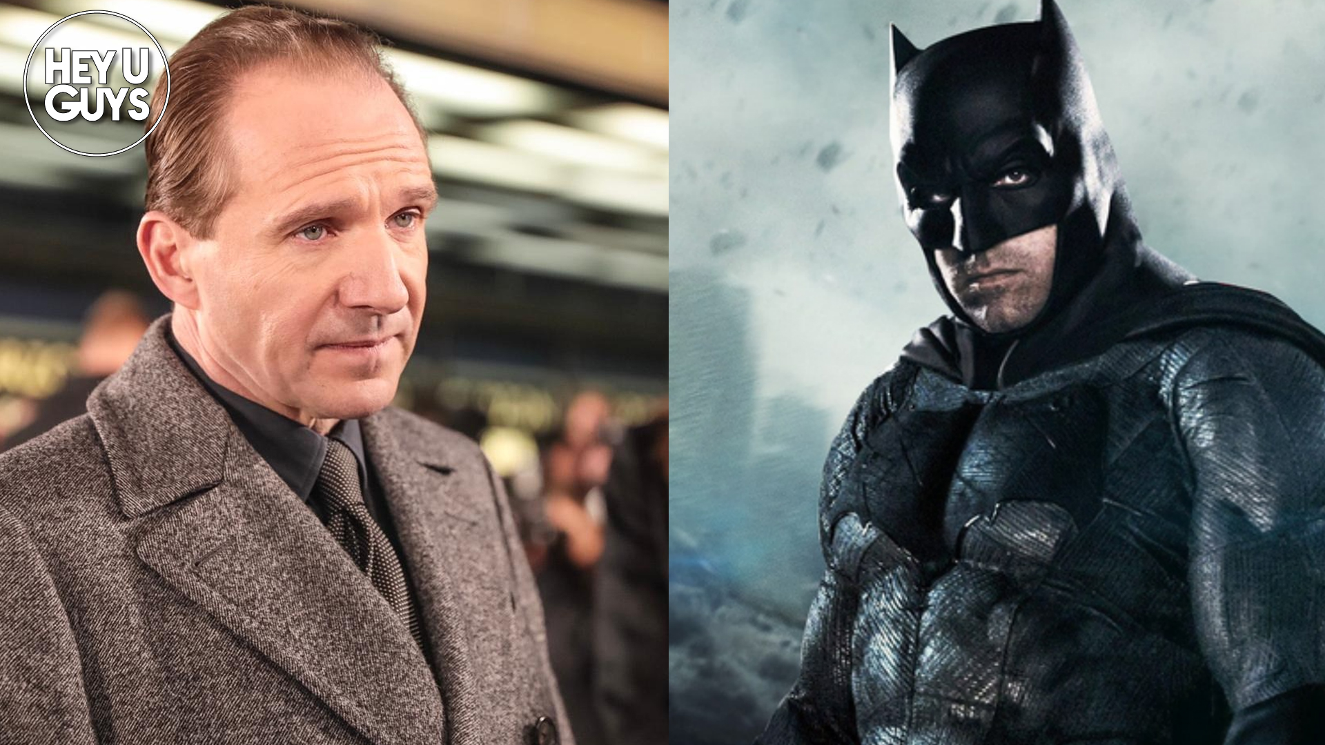 Exclusive: Ralph Fiennes needs your help to make him Alfred in the