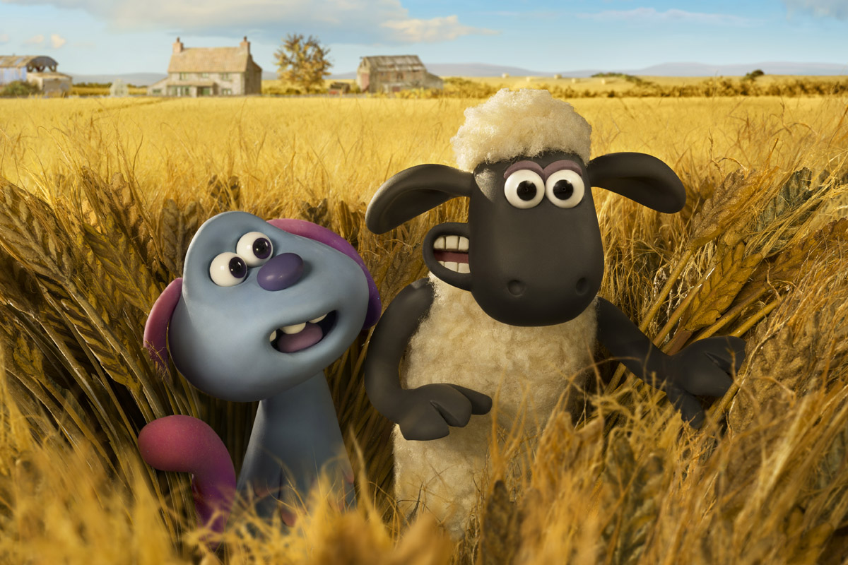 Shaun The Sheep Movie: Farmageddon Review - HeyUGuys