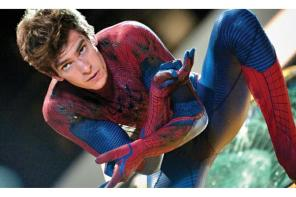The Amazing Spider-Man Andrew Garfield