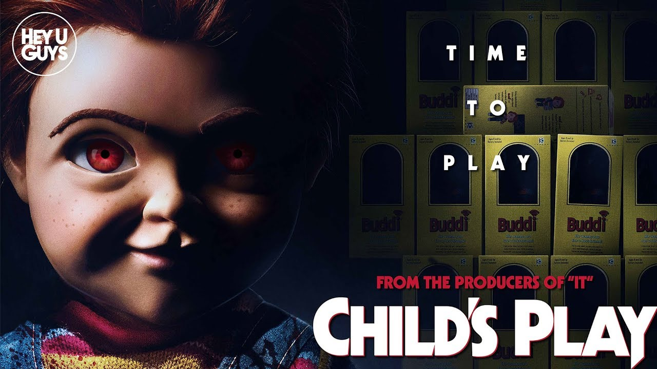 child's play press conference