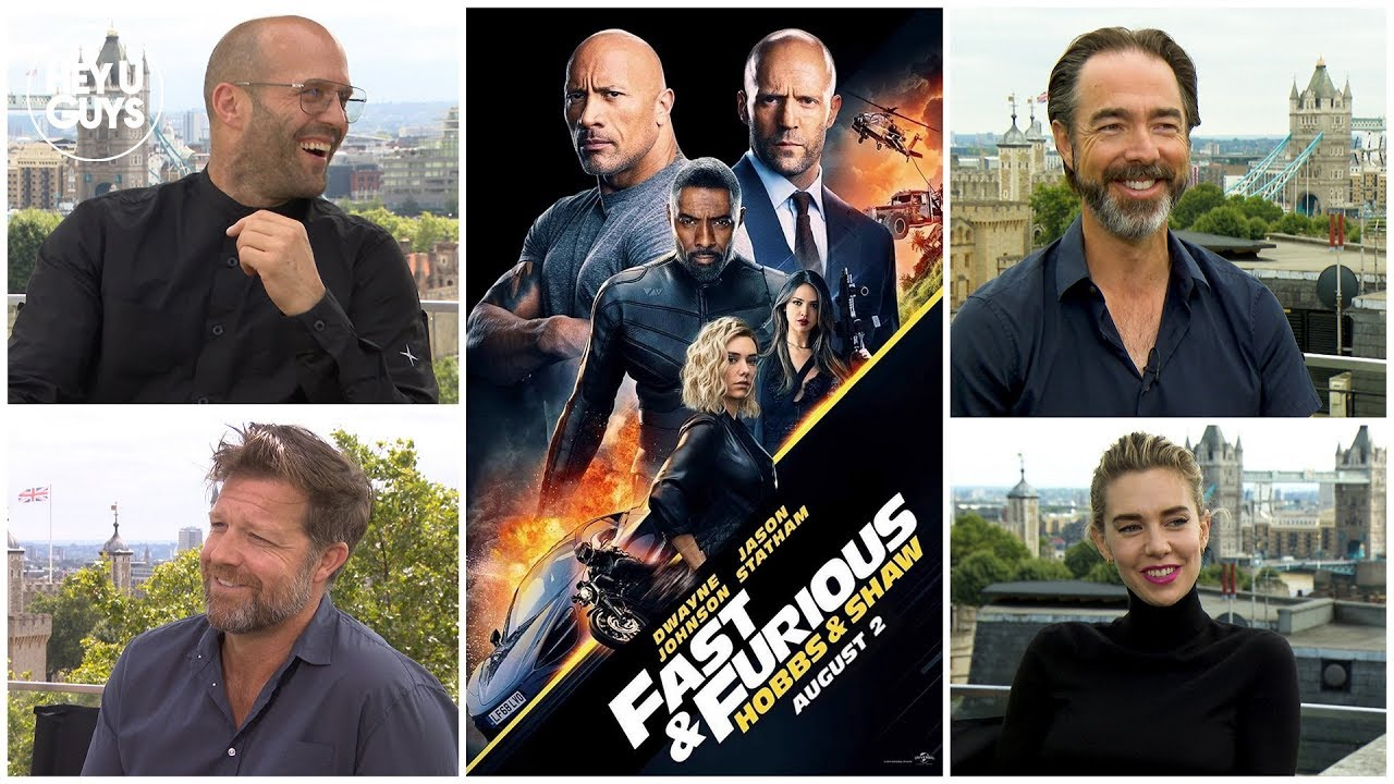 fast furious hobbs shaw cast interviews