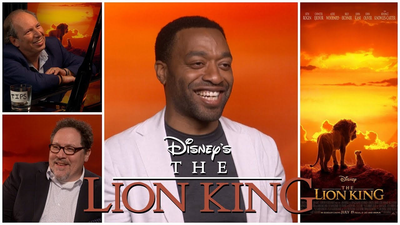 the lion king cast interview