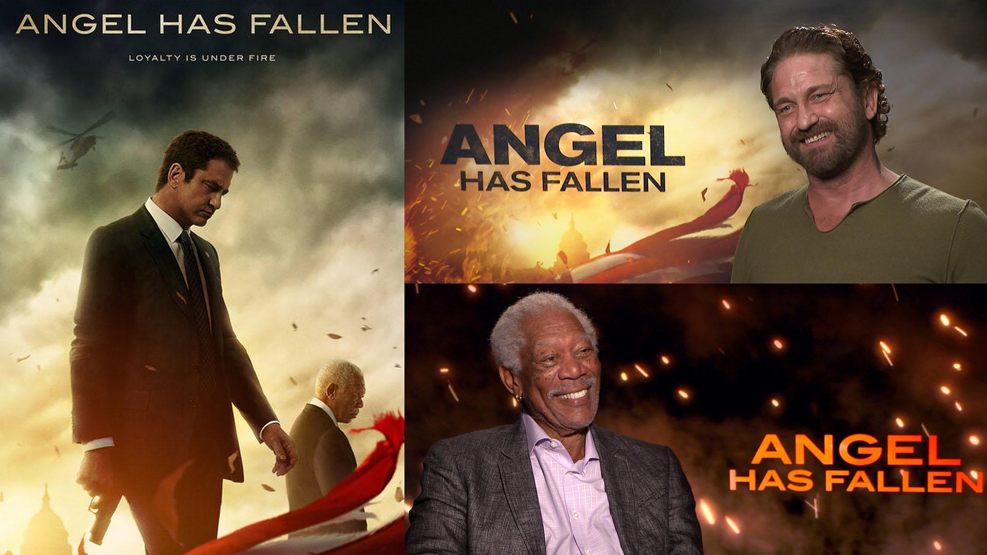 Angel has Fallen Interviews
