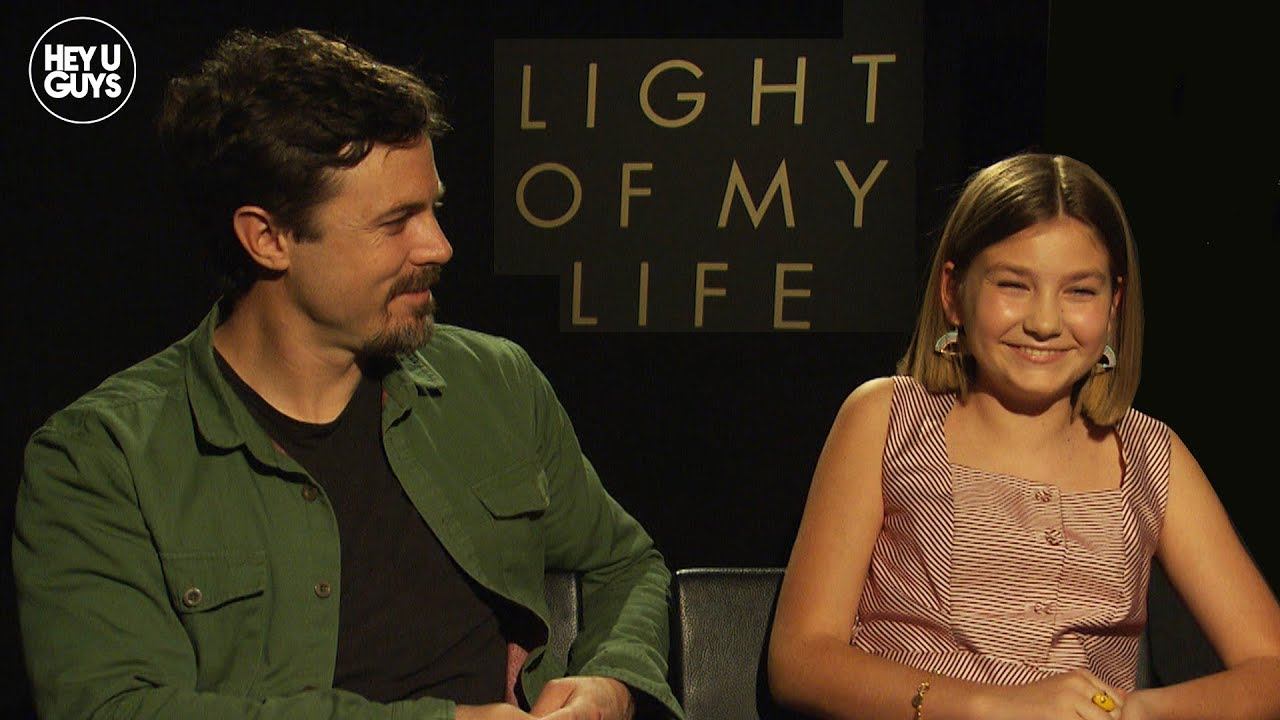 Light of My Life Cast Interview