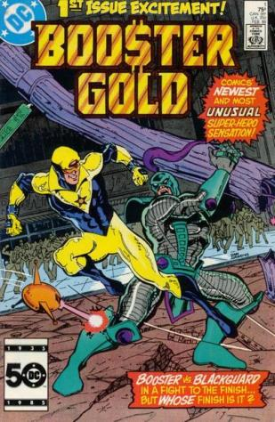 booster gold number 1