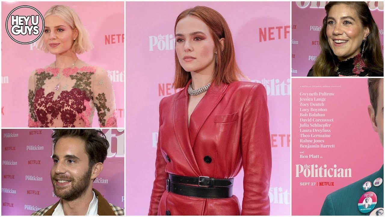 The Politician Netflix Premiere thumb