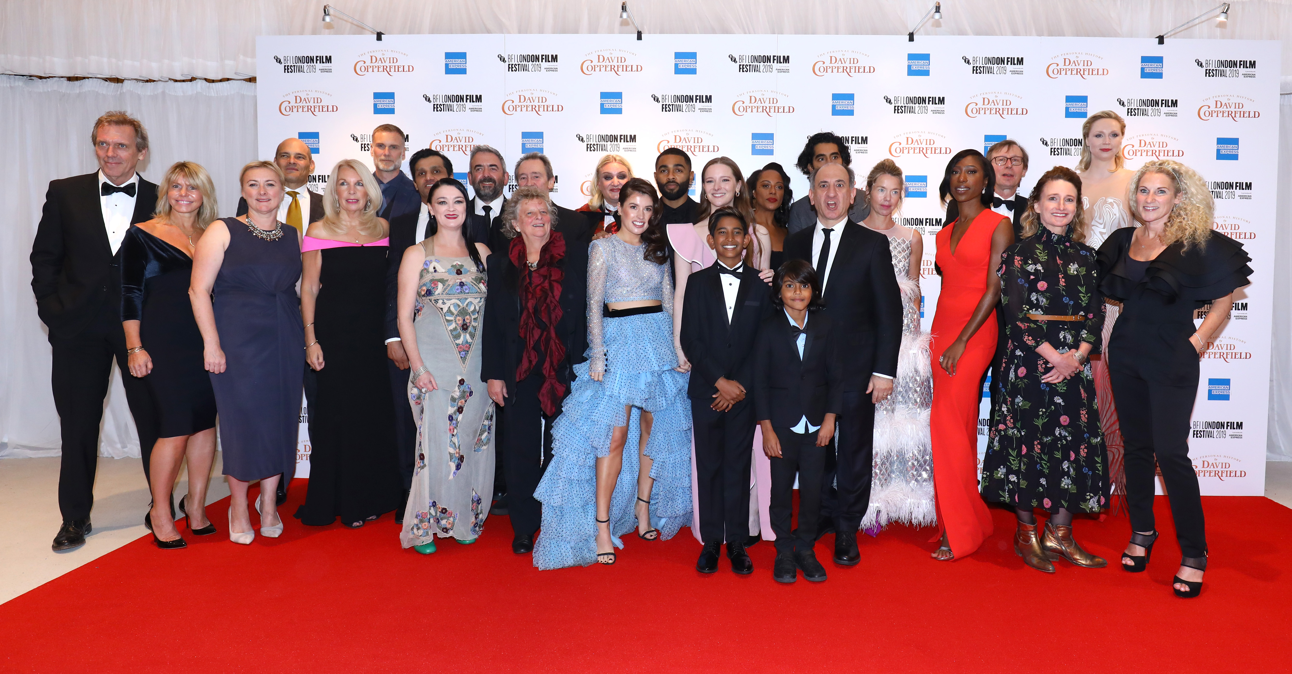 The Personal History of David Copperfield LFF Premiere