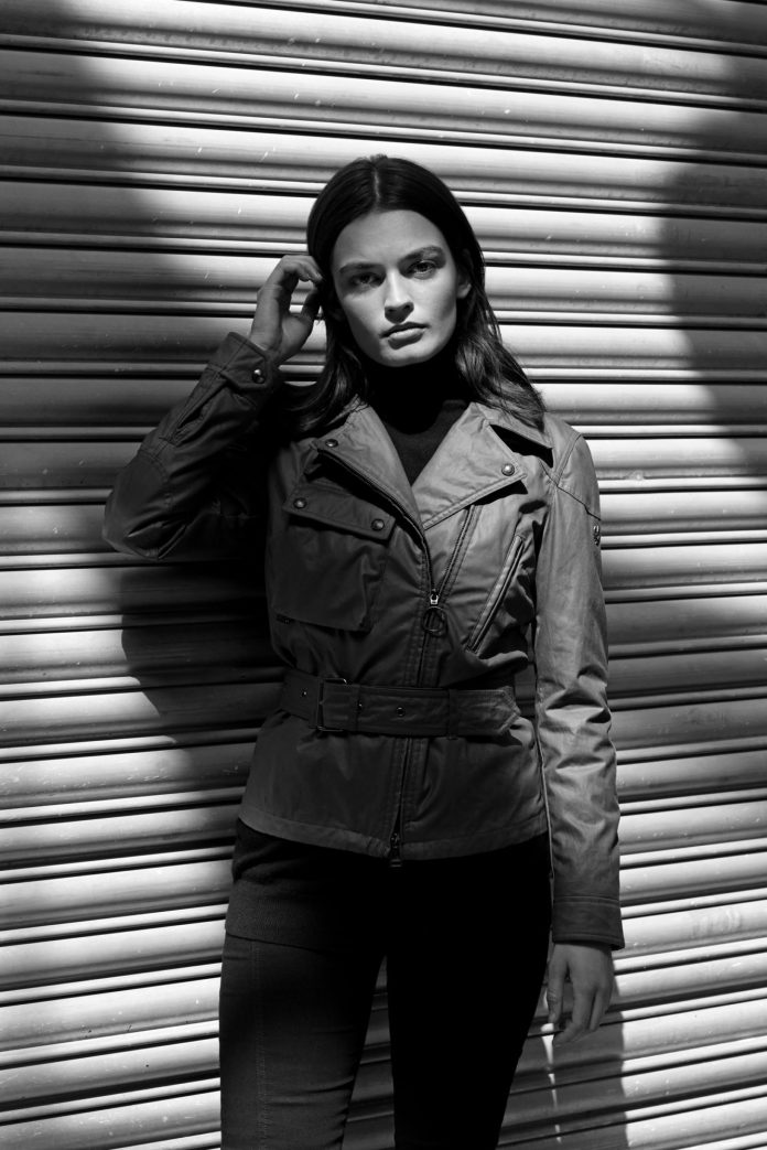 Emma Mackay Belstaff