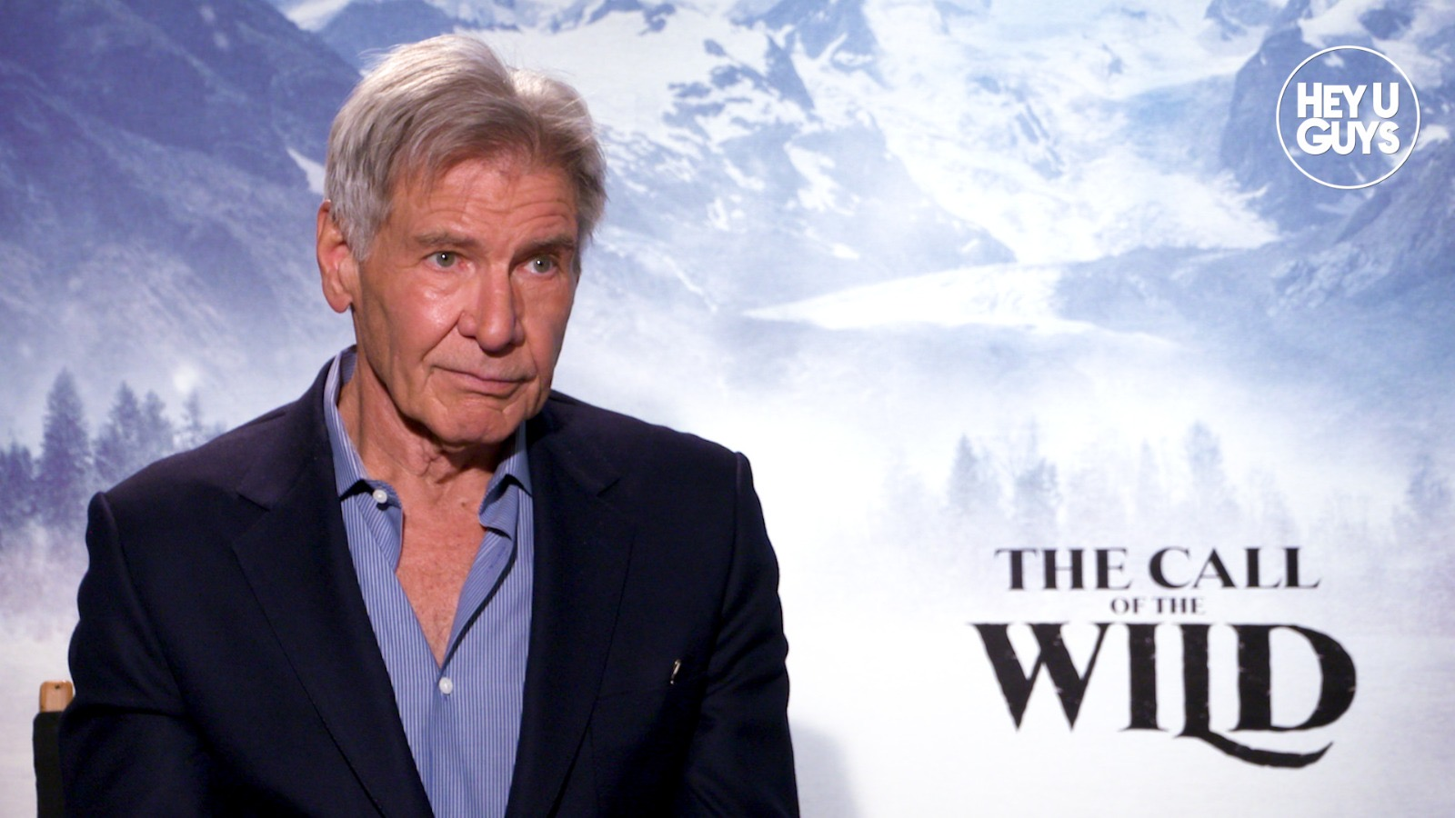 Harrison Ford The Call of the Wild Interview