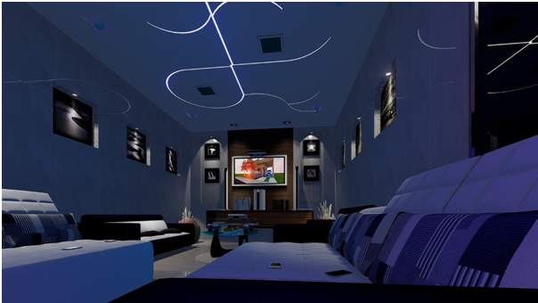 netflix room