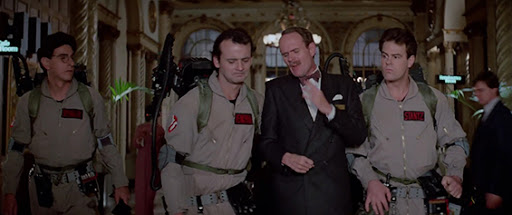 ghostbusters hotel