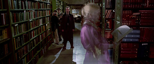 librarian ghostbusters
