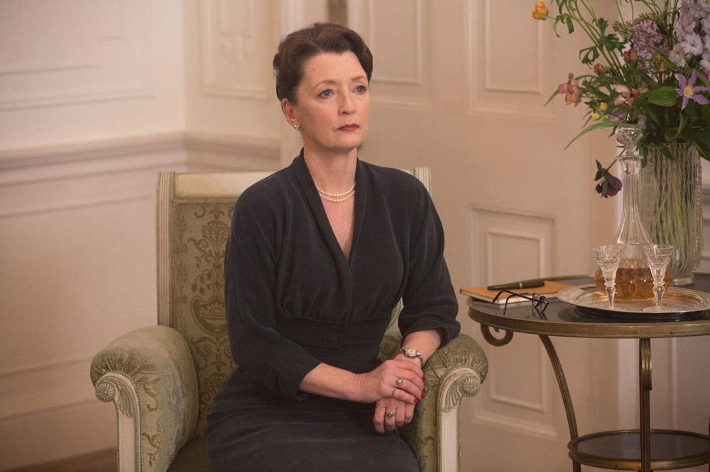 Lesley Manville The_Crown
