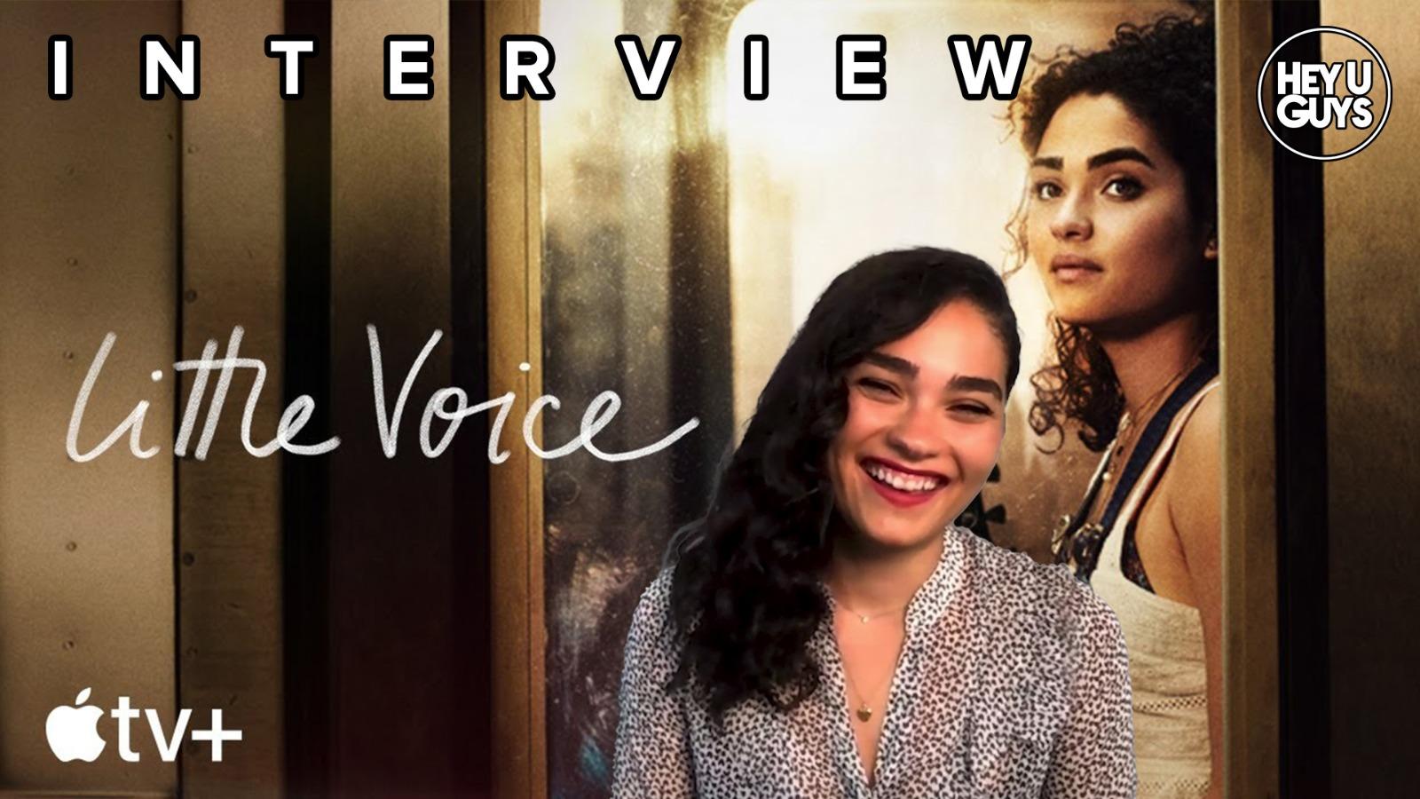 little voice cast interviews
