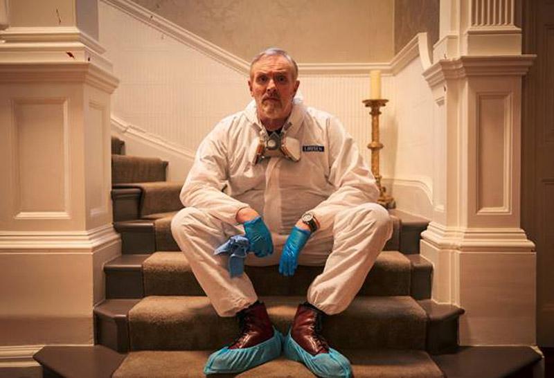 Greg Davies The Cleaner