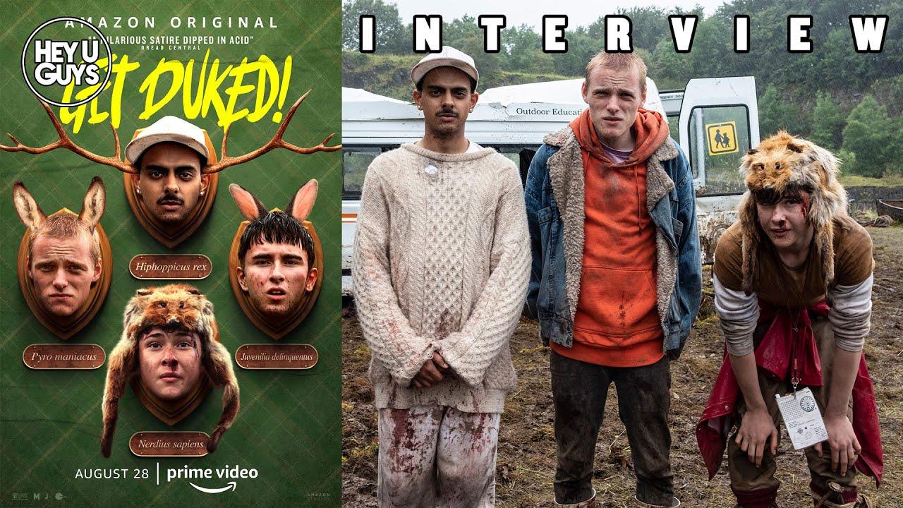get duked cast interviews