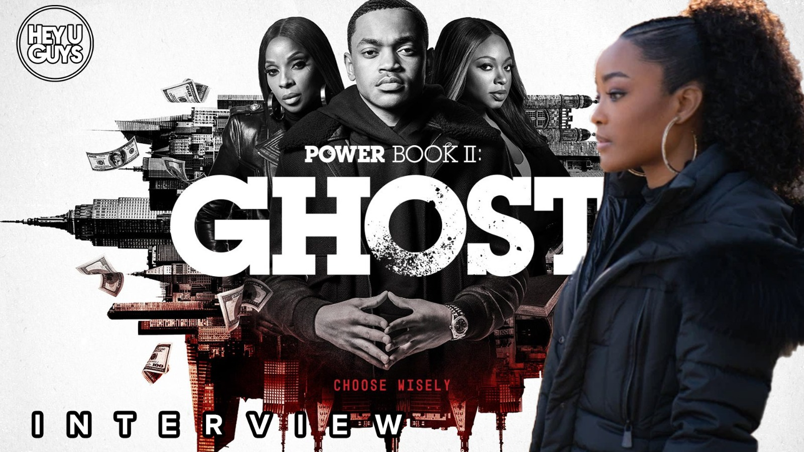 power book 2 ghost interview