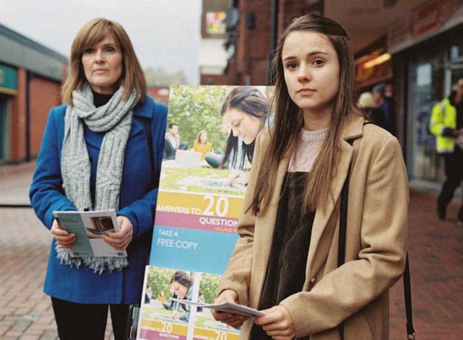APOSTASY BBC Two premiere