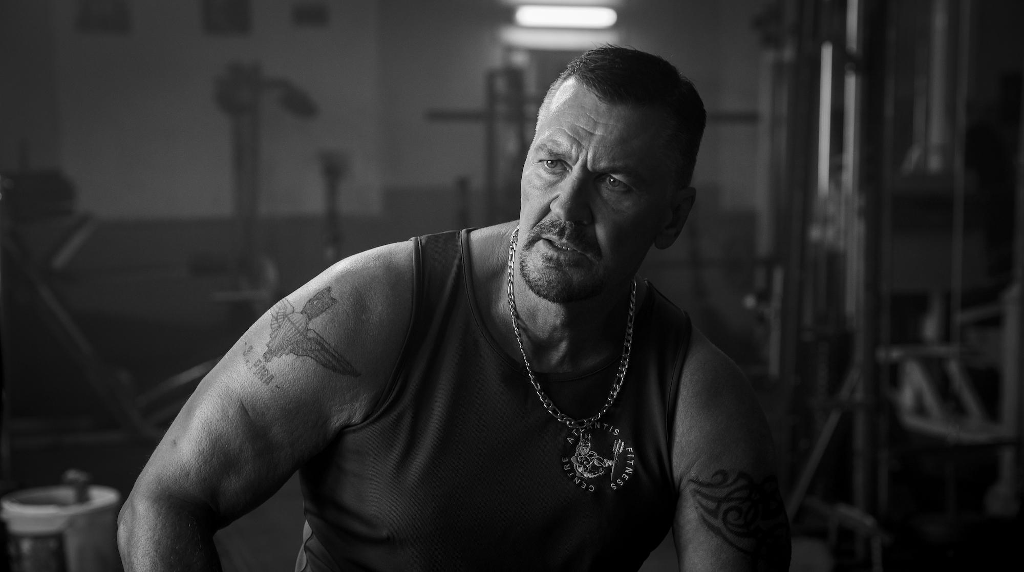 Muscle - Craig Fairbrass