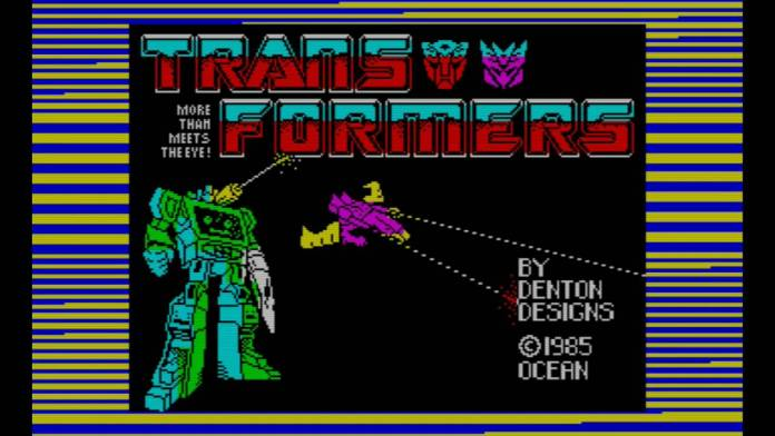Transformers ZX spectrum
