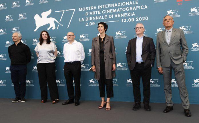 Alberto Barbera, Thierry Frémaux, Lili Hinstin, José Luis Rebordinos, Vanja Kaludjercic, Karel Och