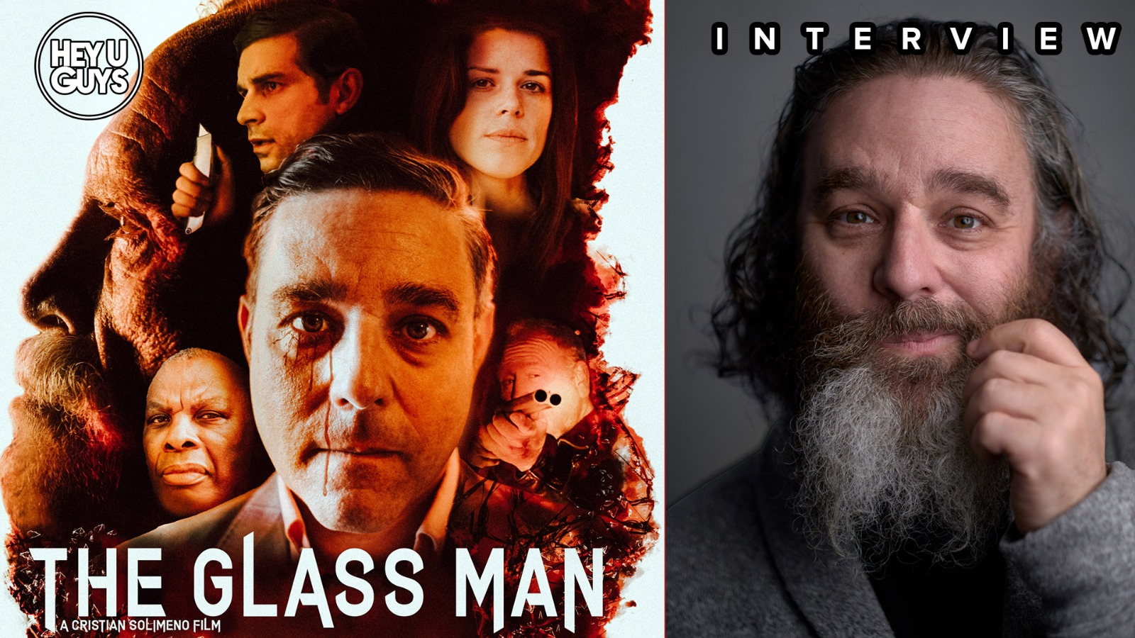 Andy Nyman The Glass Man interview
