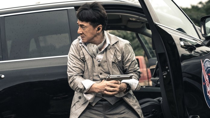 Jackie Chan in Vanguard (2)