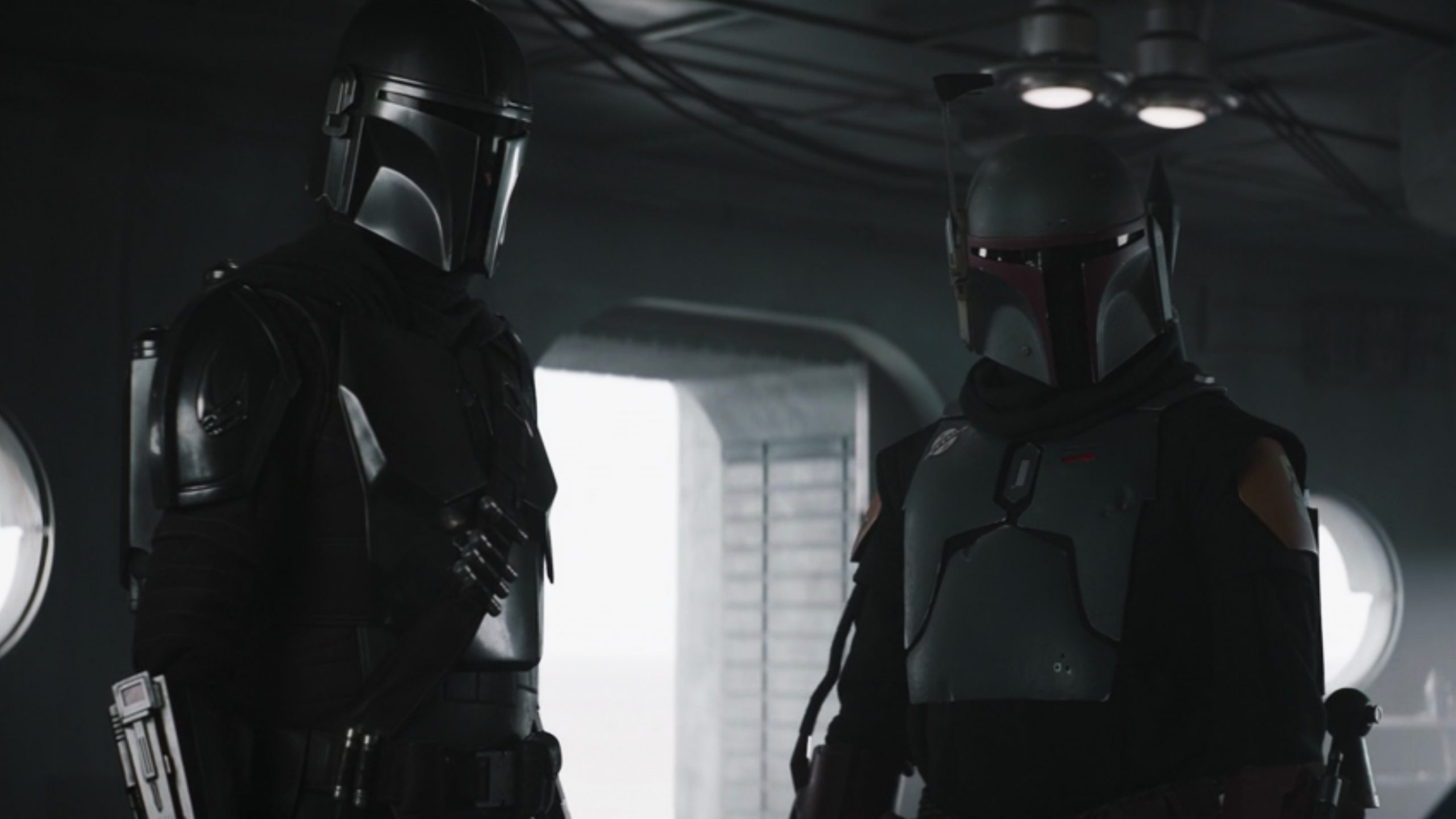 The Mandalorian Chapter 16 Boba Fett and Din Djarin