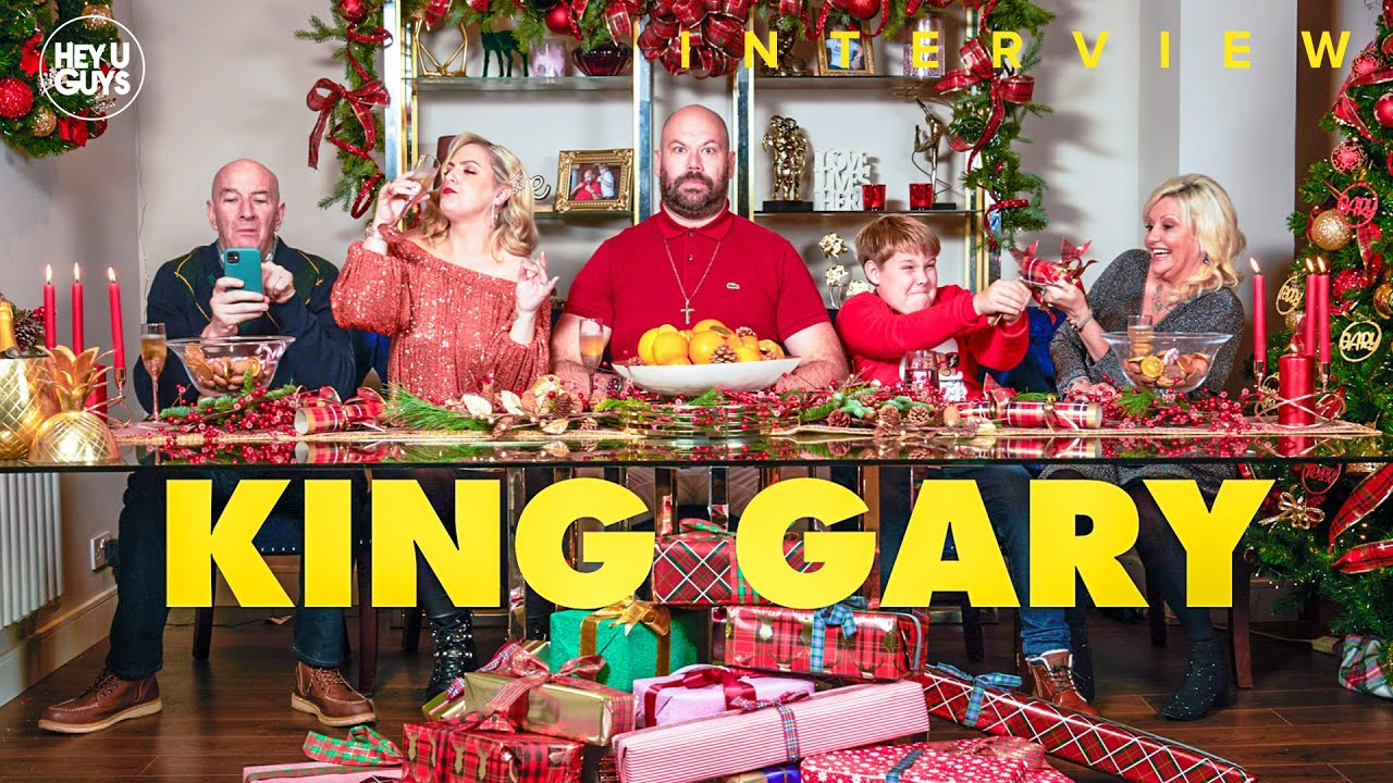 King Gary Christmas Special Interview