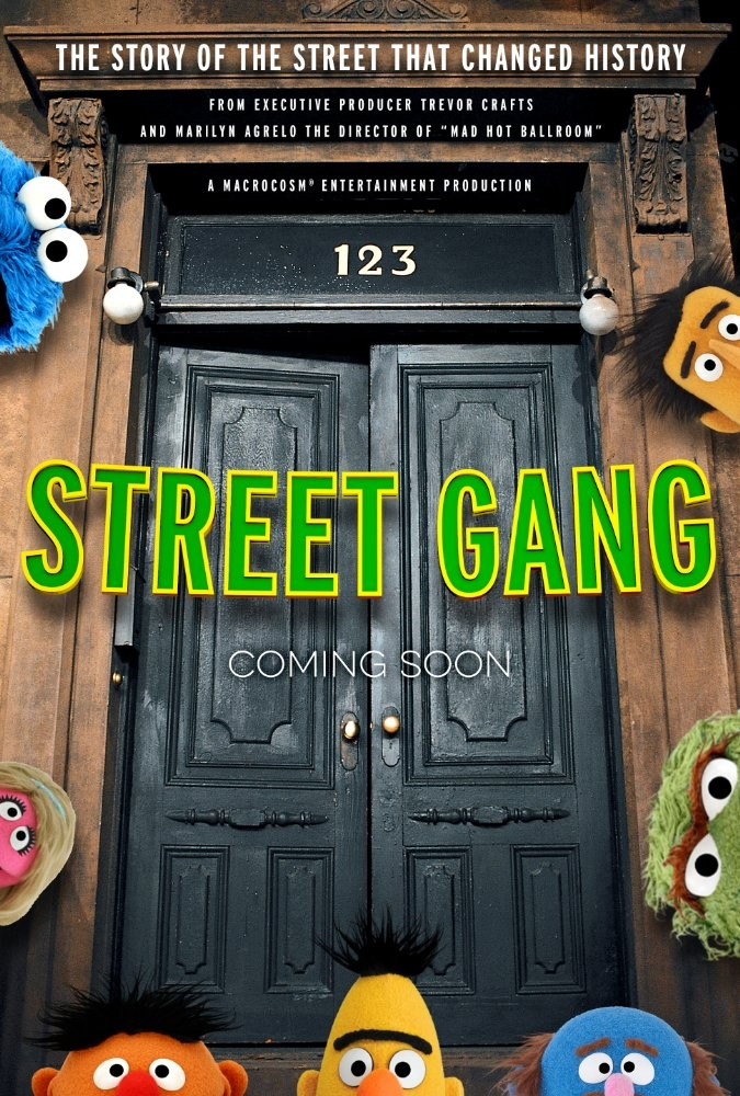 Street Gang How We Got to Sesame Street poster