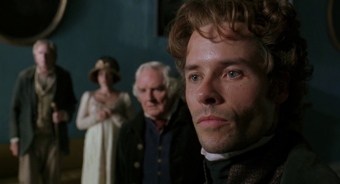 Guy Pearce The Count of Monte Cristo
