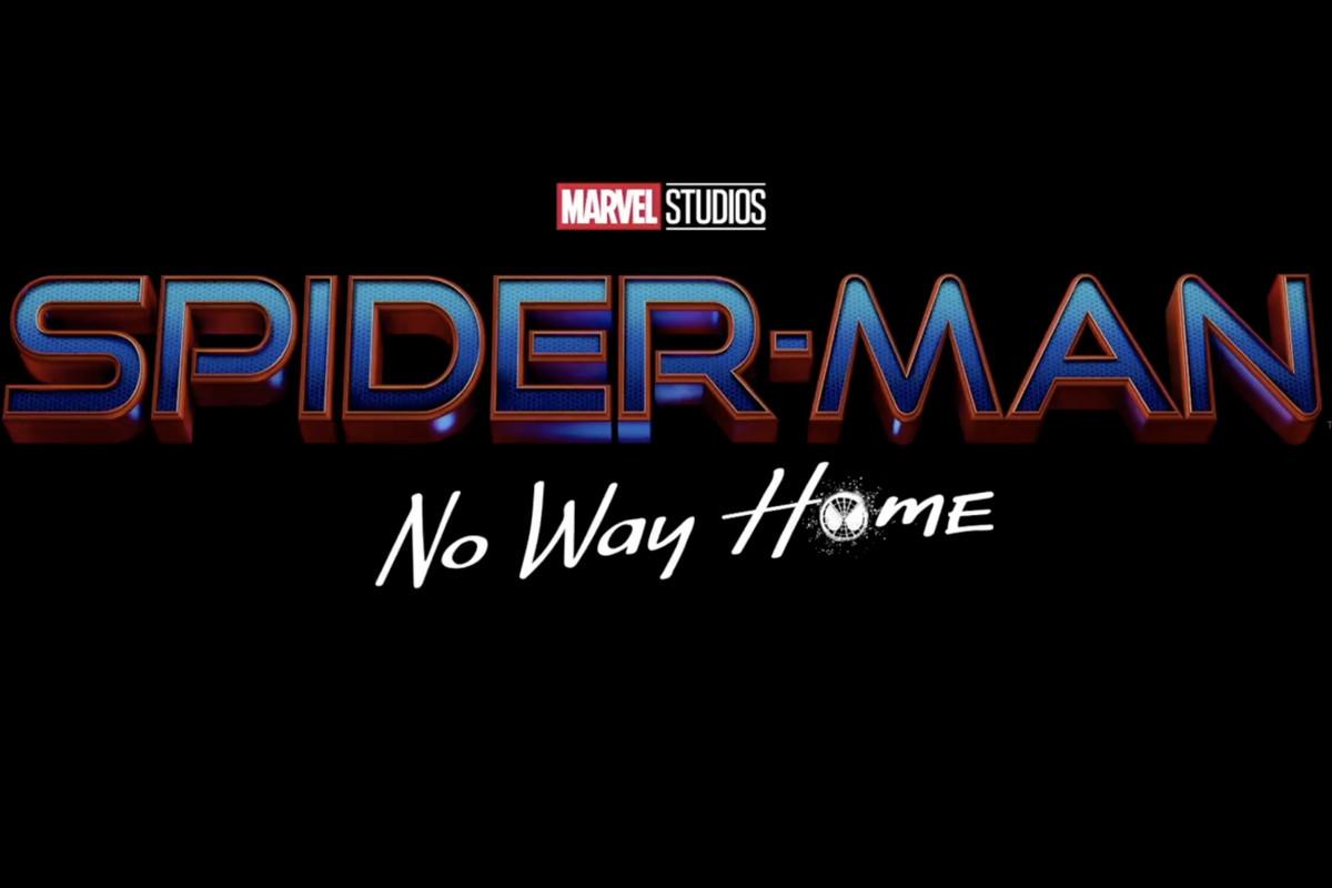 Spider-Man No Way Home logo