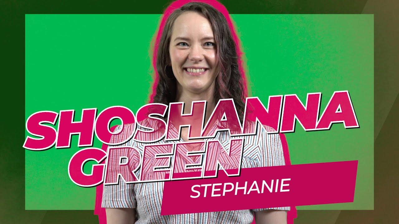 The Breakdown Shoshanna Green