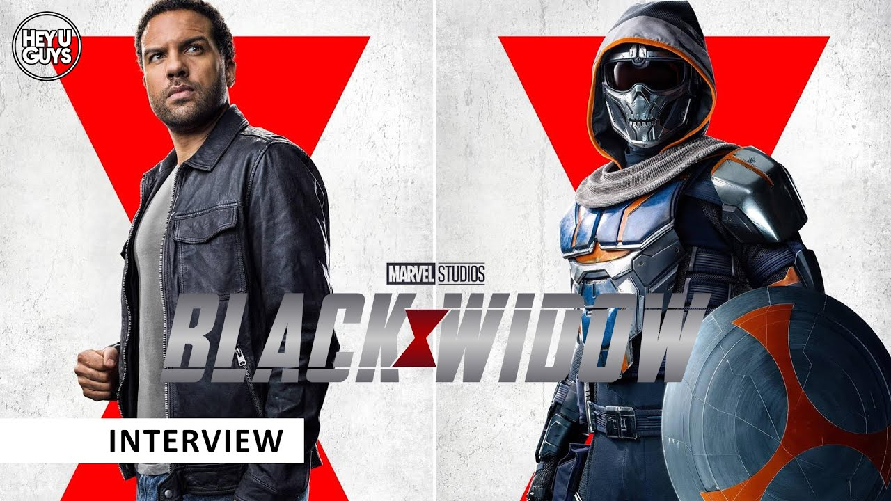 O T fagbenle black widow interview