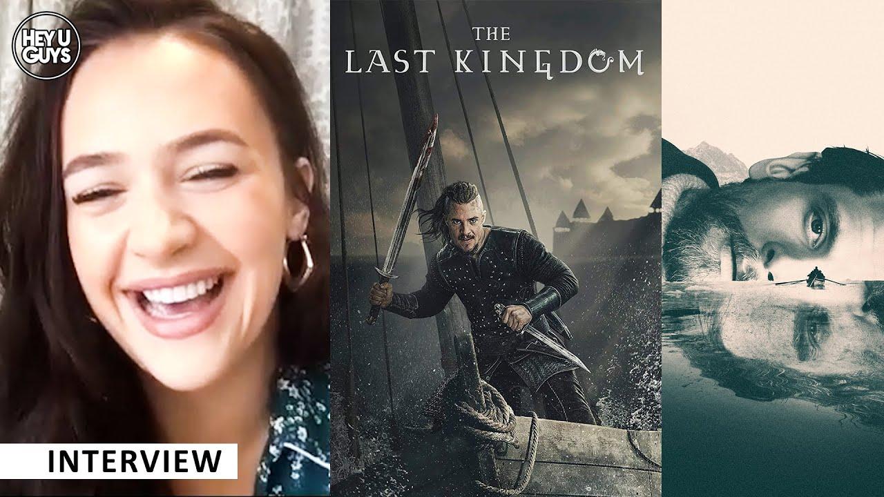 Eliza Butterworth The North Water The LAst Kingdom season 5