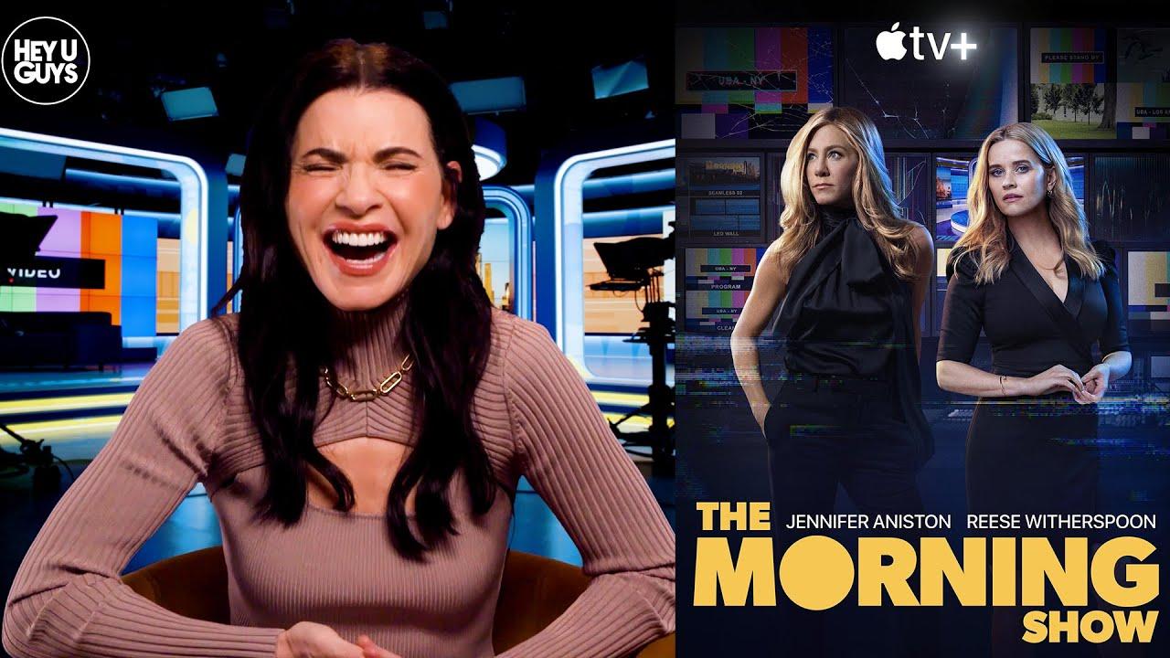 The Morning Show Season 2 cast interviews