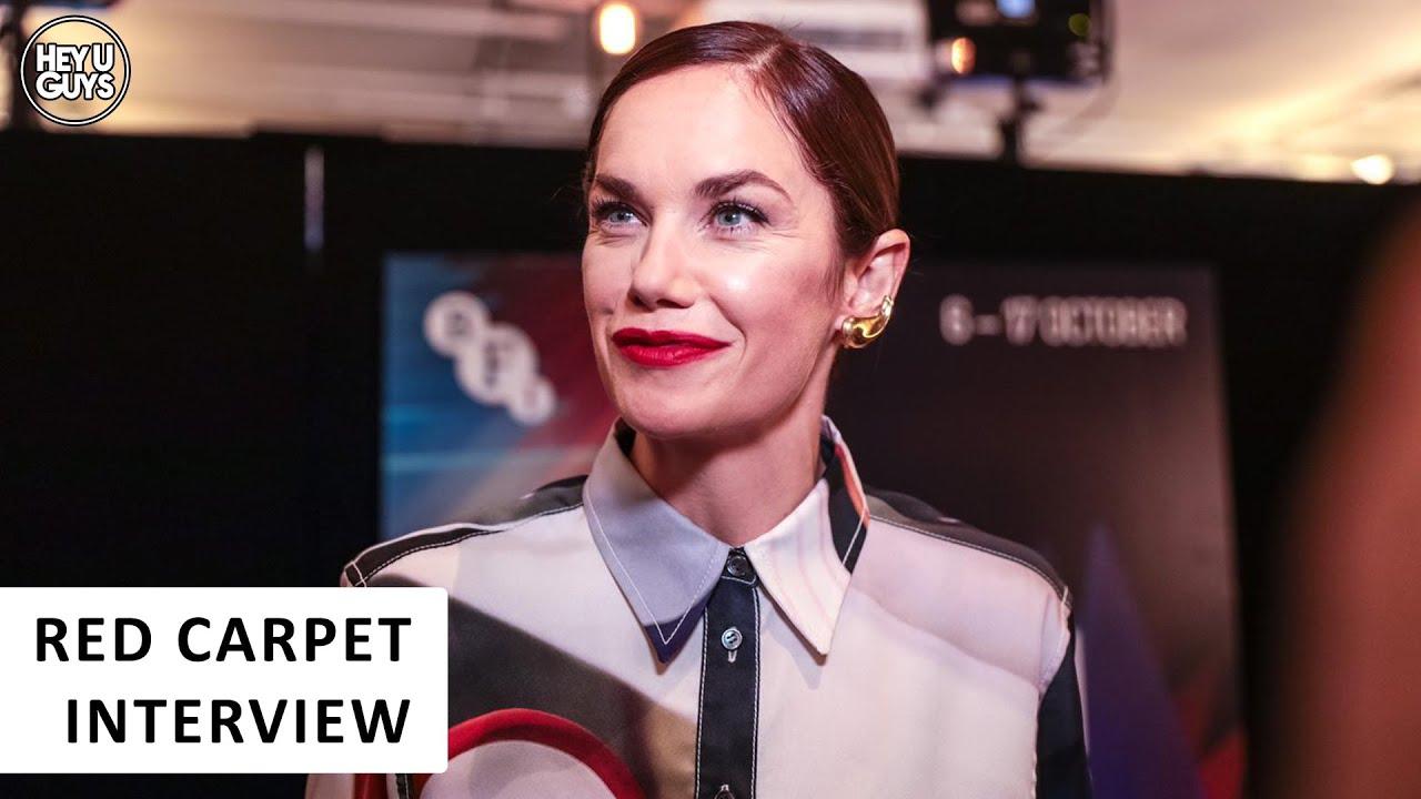 Ruth WIlson True Things LFF Premiere Interviews