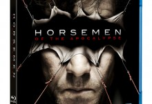 Horsemen Blu Ray 3d Box