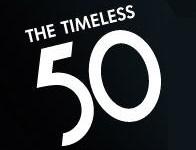 Timeless 50 Logo