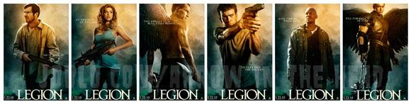 Legion Poster Montage
