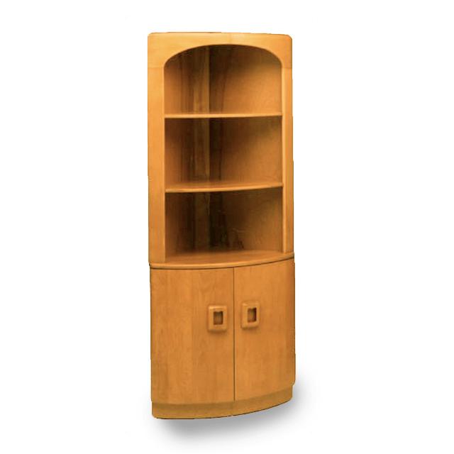 MidCentury Modern Furniture  Dining Room Corner Cabinet M176