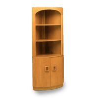 Mid-Century Modern Furniture | Dining Room Corner Cabinet M176
