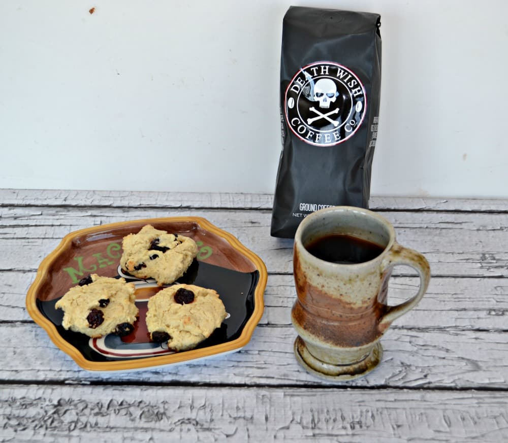 Death Wish Coffee Review Hezzi Ds Books And Cooks
