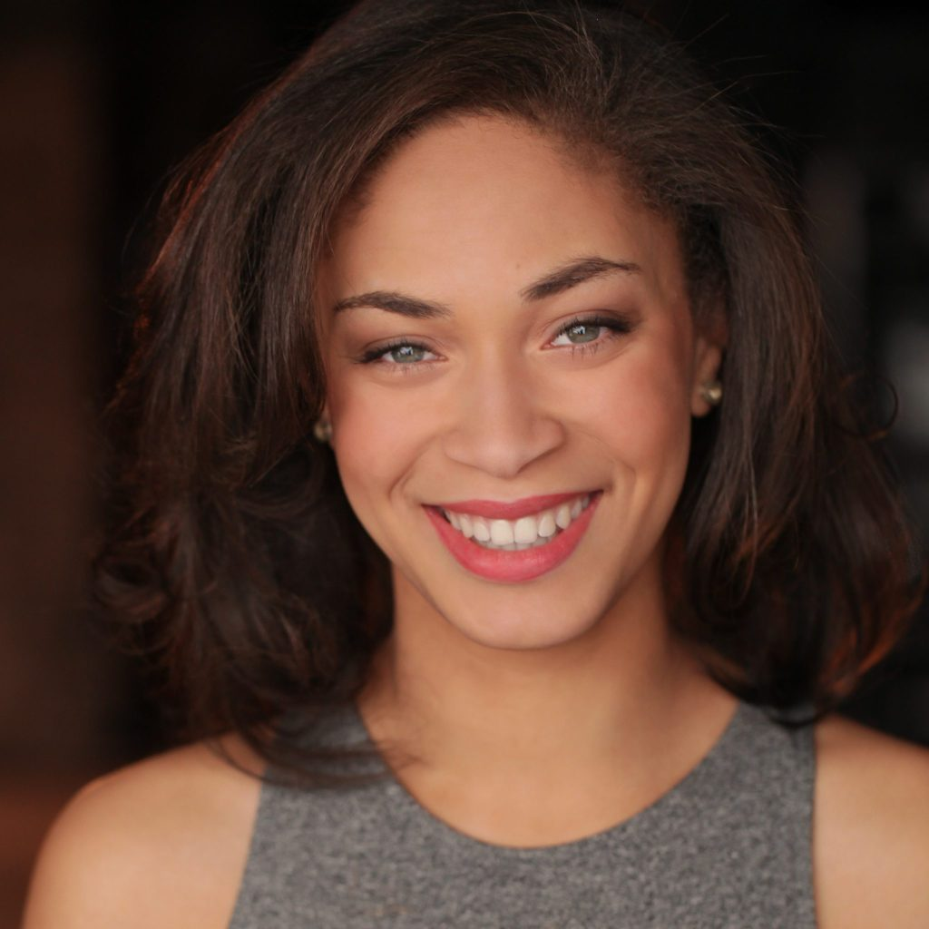 """Red Carpet Emcee Alanna Lovely, Film, Stage and Television Actress (""""Empire"""")"""