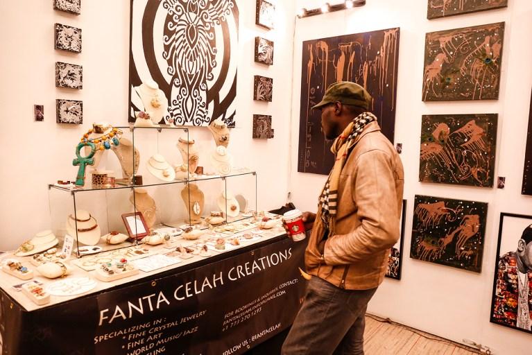 Fanta Celah Creations Exhibit