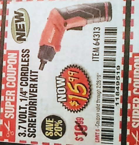Bauer Drill Coupon