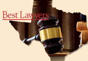 Five Shareholders Named Best Lawyers in Texas