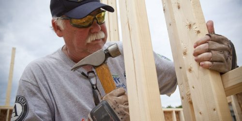 Habitat Veteran Veterans program
